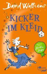 Cover vom Buch'Fußballbuch mit Style: Kicker im Kleid'