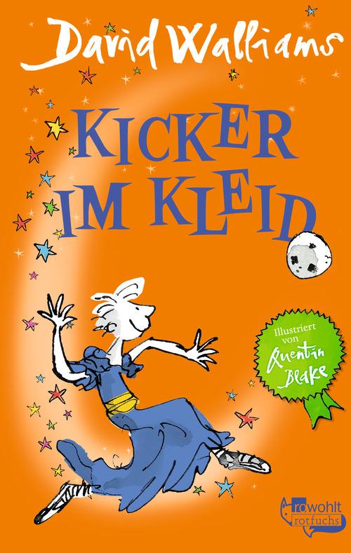 Cover vom Buch 'Fußballbuch mit Style: Kicker im Kleid'