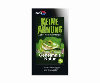 Cover Wissensfächer - Geheimnis Natur