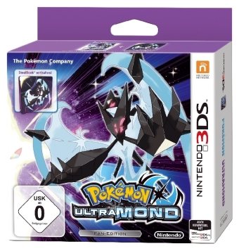 Cover Pokémon Ultramond