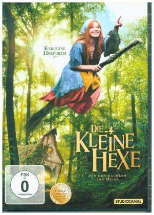 Cover Die kleine Hexe
