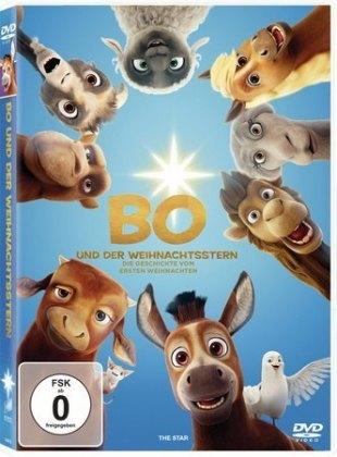 Cover Bo und der Weihnachtsstern