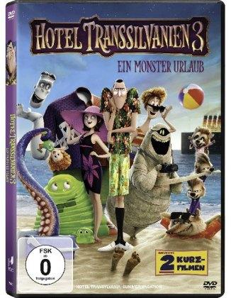 Cover Hotel Transsilvanien 3 - Ein Monster Urlaub