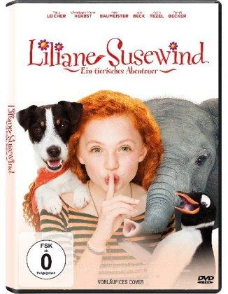 Cover Liliane Susewind - Ein tierisches Abenteuer