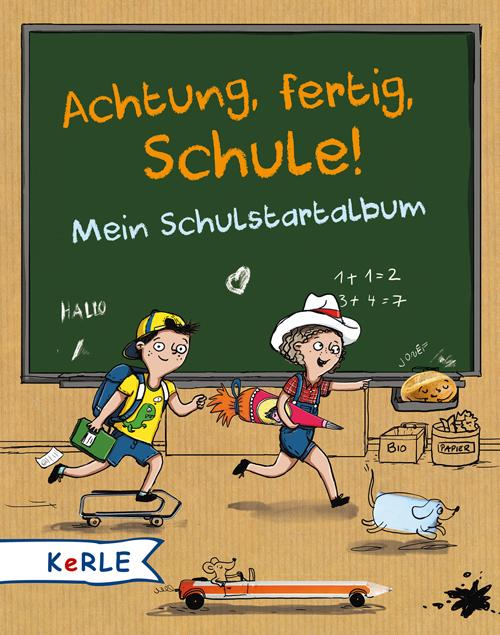 Cover Achtung, fertig, Schule! Mein Schulstartalbum