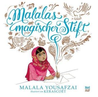 Cover Malalas magischer Stift