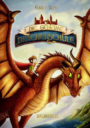 Cover Die geheime Drachenschule