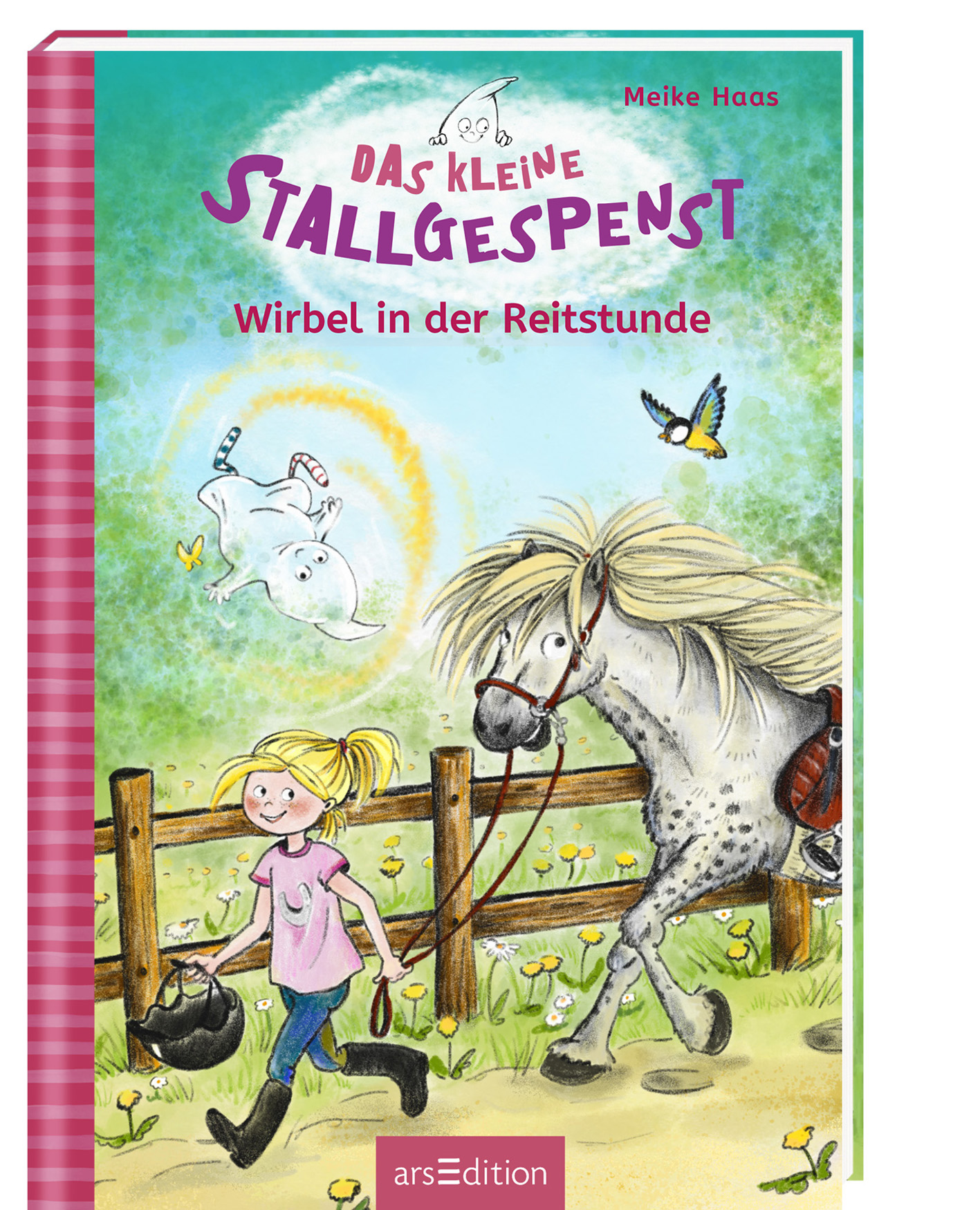 Cover Wirbel in der Reitstunde (Bd. 2)