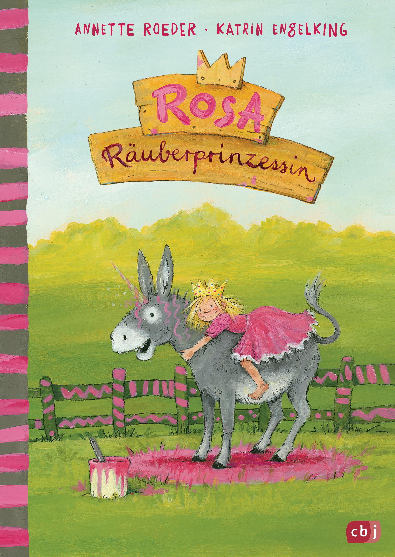 Cover Rosa Räuberprinzessin