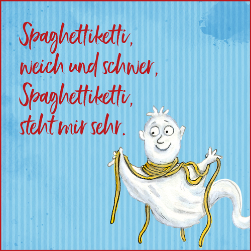 Bild: dtv / Text: Alex Rühle; Illustration: Axel Scheffler