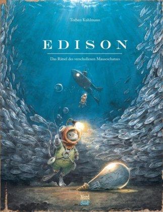 Cover Edison - Das Rätsel des verschollenen Mauseschatzes