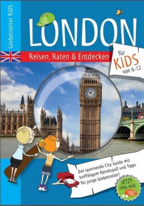 Cover Globetrotter Kids London