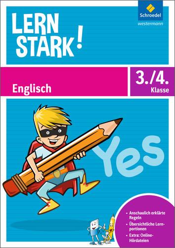 Cover Englisch 3./4. Klasse