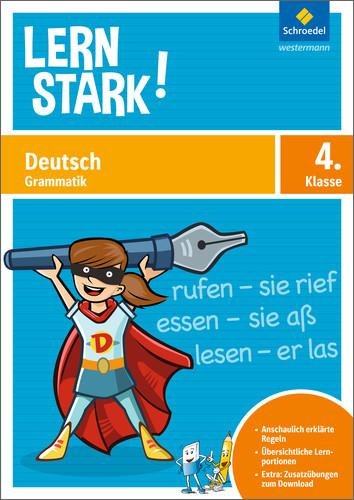 Cover Deutsch Grammatik 4. Klasse