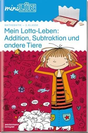 Cover miniLÜK Mein Lotta-Leben: Ausgerechnet Mathe!