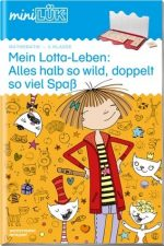 Cover vom Buch'Mein Lotta-Leben: Die lustigen miniLÜK Mathehefte'