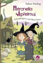 Cover vom Buch'Bastel eine Girlande mit Petronella Apfelmus!'