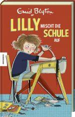 Cover vom Buch'Enid Blyton zum Probelesen: Lilly und Die Schwarze Sieben'