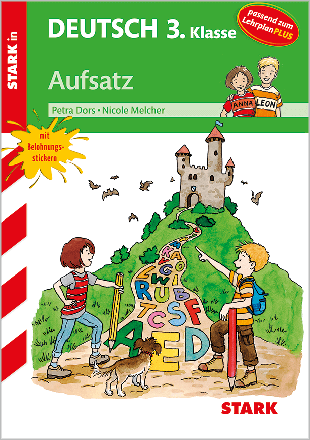 Cover Training Grundschule - Aufsatz 3. Klasse