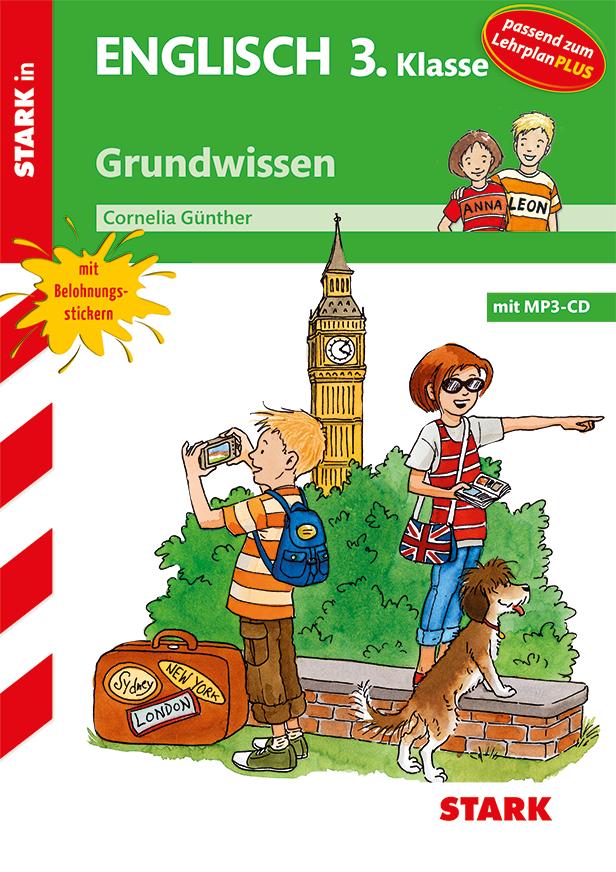 Cover Training Grundschule - Englisch 3. Klasse