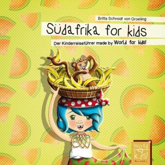 Cover Südafrika for kids