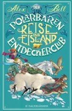Cover vom Buch'Der Polarbären-Entdeckerclub – mit Abenteuerspiel'