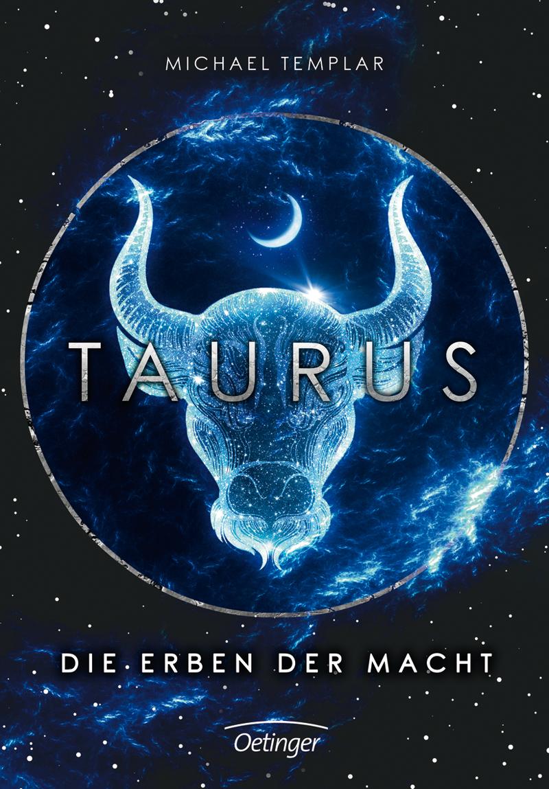 Cover vom Buch 'Galaktisch: Taurus. Die Erben der Macht'