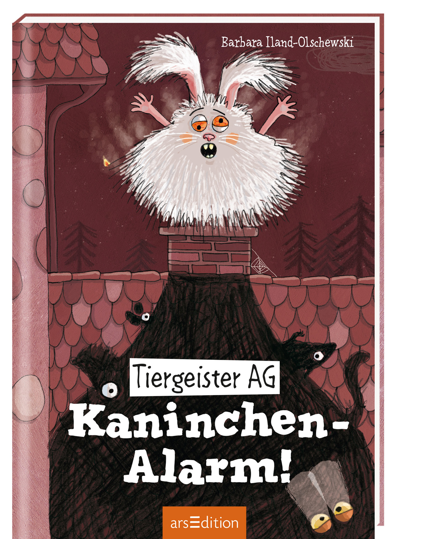 Cover Tiergeister AG - Kaninchen-Alarm!