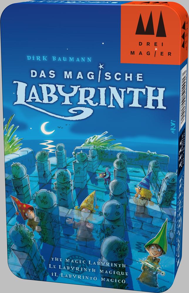 Cover Das magische Labyrinth