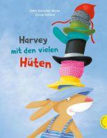 Cover Harvey mit den vielen Hüten