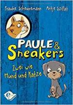 Cover vom Buch'Leseliebling: Paule & Sneakers'