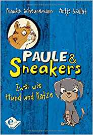 Cover vom Buch'Leseliebling: Paule & Sneakers'