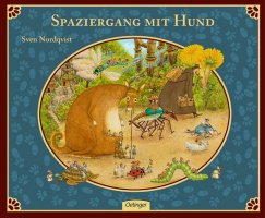 Cover Sparziergang mit Hund