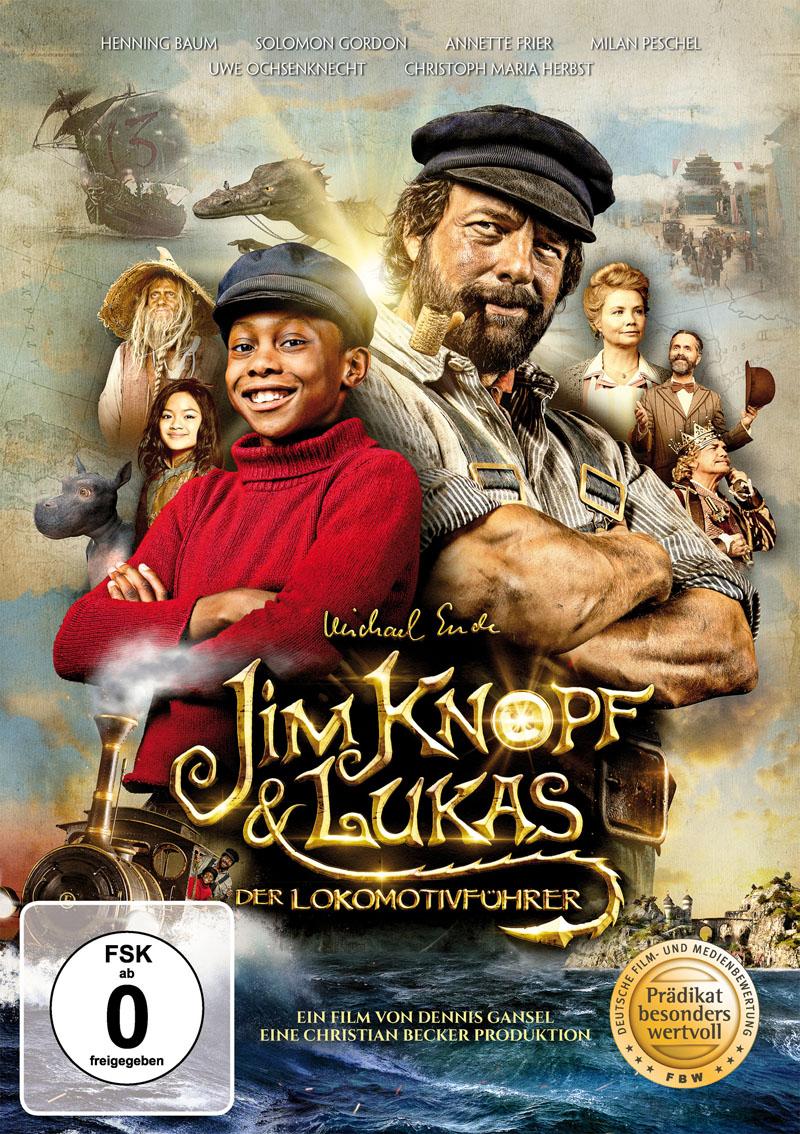 Cover vom Buch'Verlosung: Auf nach Lummerland!'