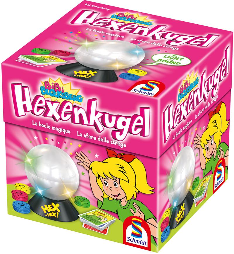 Cover Bibi Blocksberg Hexenkugel