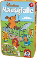 Cover vom Buch'Mausefalle: Spieleklassiker mit der Maus'