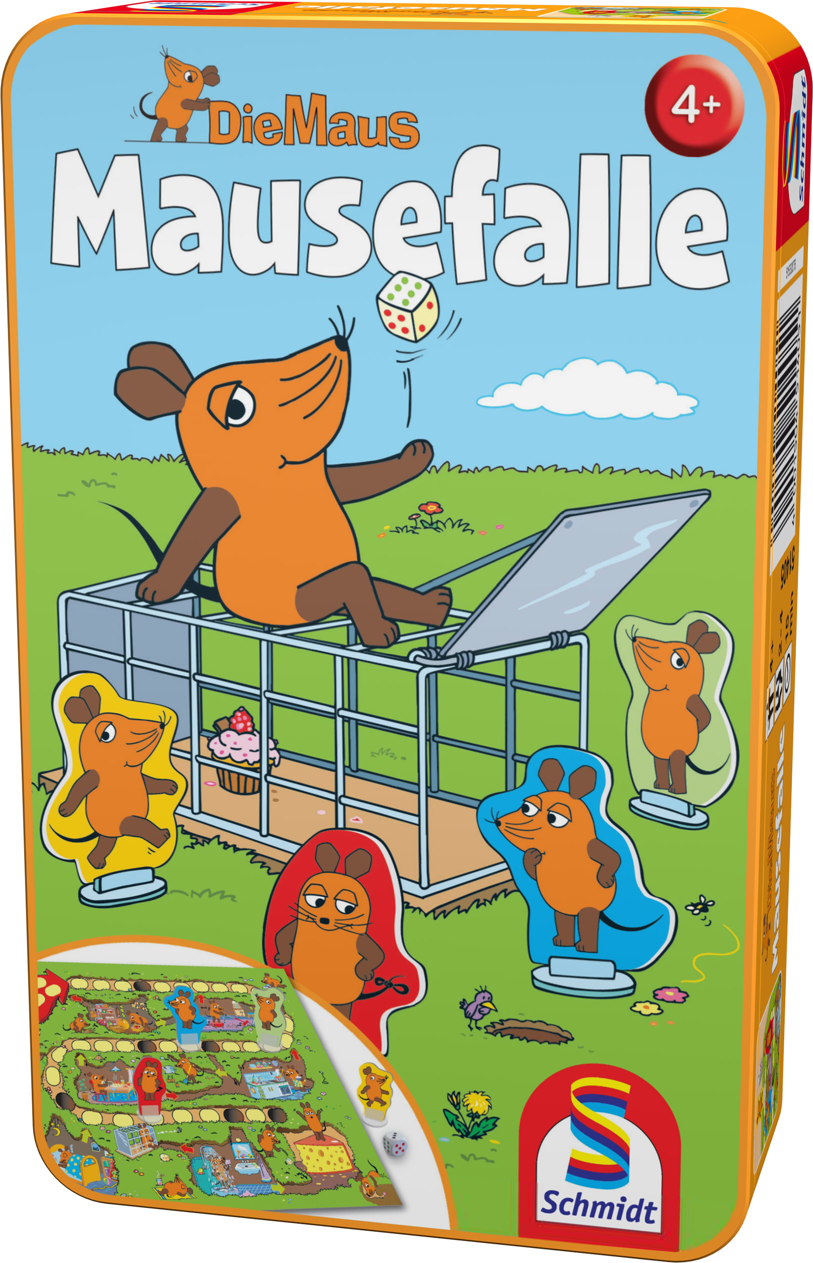 Cover Die Maus, Mausefalle