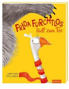 Buch Frida Gans