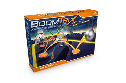 Cover Boom Trix Multiball