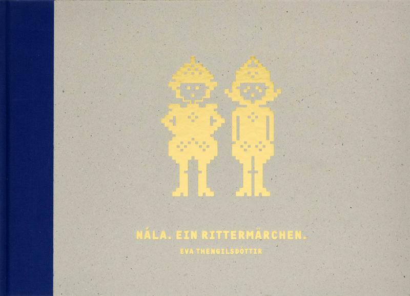 Cover vom Buch'Gesticktes Märchen aus Island: Nála'