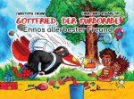 Cover vom Buch'Gottfried, der Turborabe: Eine Geschichte von Flucht und Freundschaft'
