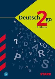 Cover vom Buch'Deutsch 2 go: Grundwissensblock 5. Klasse'