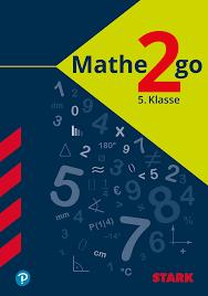 Cover vom Buch'Mathe 2 go: Grundwissensblock 5. Klasse'