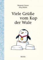 Cover vom Buch'Vorlesen: Viele Grüße vom Kap der Wale'