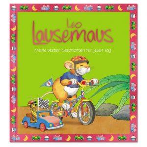 Bewegung, Vorlesen, Leo Lausemaus