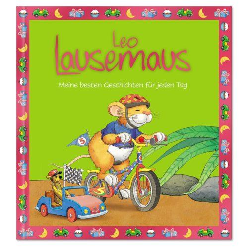 Cover Leo Lausemaus – Meine besten Geschichten für jeden Tag