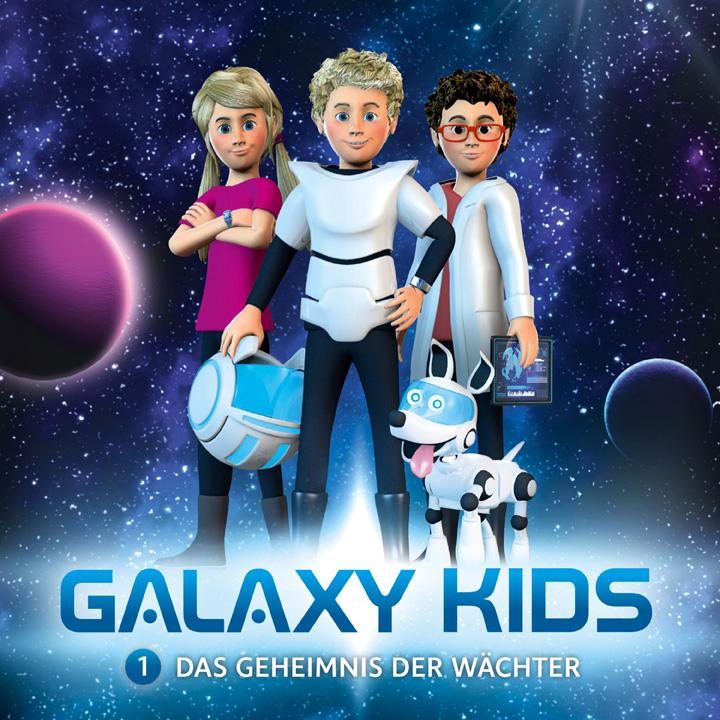 Cover Galaxy Kids (1): Das Geheimnis der Wächter