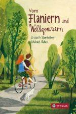 Cover vom Buch'Gedichte gewinnen: Vom Flaniern und Weltspaziern'