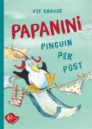 Cover vom Buch'Papanini: Pinguin per Post – Gewinne ein Buch!'