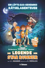 Cover vom Buch'Avas Buchtipp: Die Legende der Star Runner'